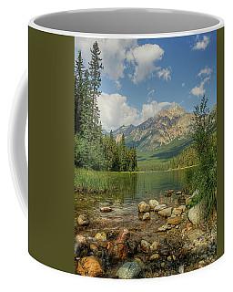 Pyramid Mountain Coffee Mug