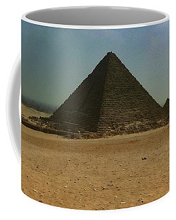 Pyramids Of Egypt Coffee Mug
