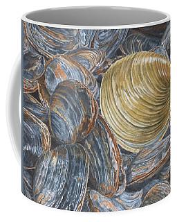 Quahog On Clams Coffee Mug