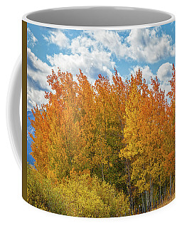 Quaking Aspen  Coffee Mug