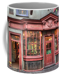 Coffee Mug featuring the photograph Quality Quidditch Supplies by Jim Thompson
