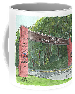 Quantico Welcome Coffee Mug