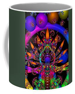 Quantum Physics Coffee Mug by Robert Orinski
