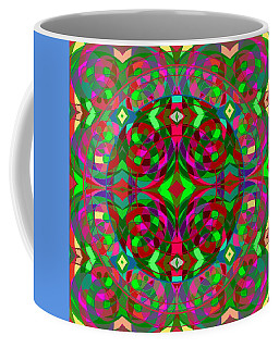 Quantum Portal C Open Coffee Mug