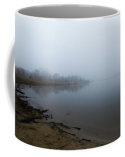 Quarry Lake - The Fog Series Coffee Mug