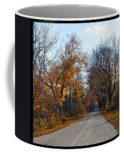 Quarterline Road Coffee Mug