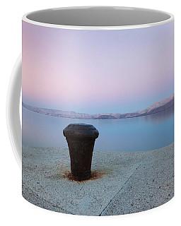 Quay In Dawn Coffee Mug