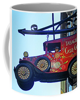 Quebec City Detail 15 Coffee Mug