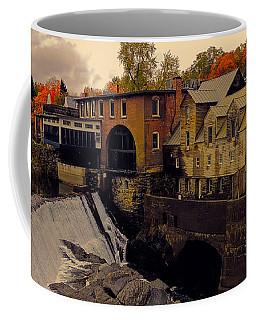 Quechee Vt Coffee Mug by Mim White