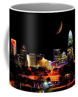 Queen City Shines Coffee Mug