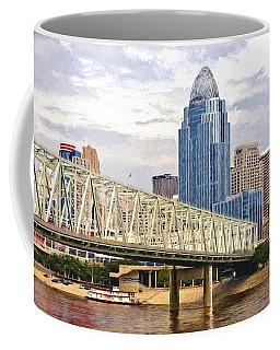 Queen City - Van Gogh Coffee Mug
