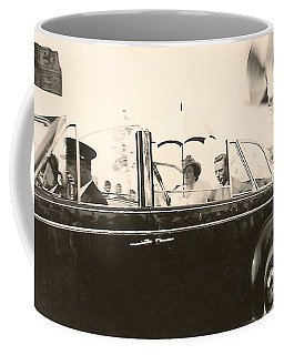 Queen Elizabeth And King George Vi Coffee Mug