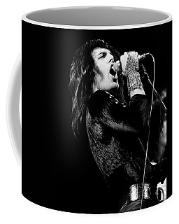 Queen - Freddie Mercury 1974 Coffee Mug
