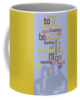 Queen. Lazing On A Sunday Afternoon. Order The Lyrics Game. Coffee Mug