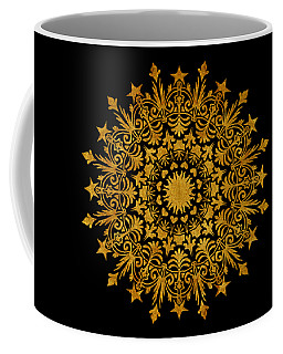 Queen Mandala Coffee Mug