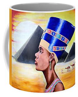 Queen Nefertiti Coffee Mug
