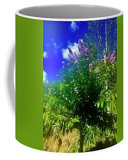 Queen Of Flowers Tree Coffee Mug