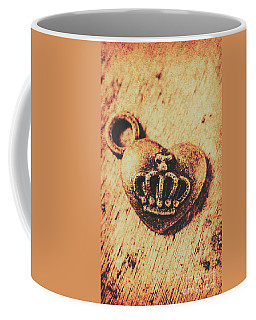 Queen Of Hearts Charm Coffee Mug