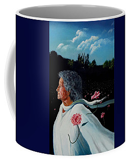 Queen Of Roses Coffee Mug