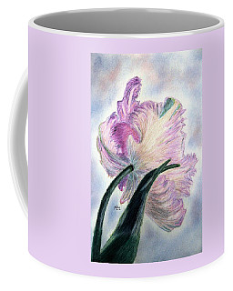 Queen Of Spring Coffee Mug by Angela Davies