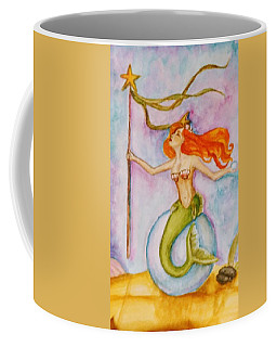 Queen Of Staves, Milandra Coffee Mug