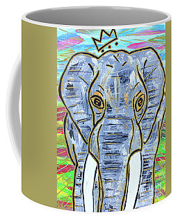 Queen Of The Jungle Coffee Mug