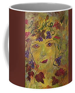 Queen Of The Vineyard Coffee Mug