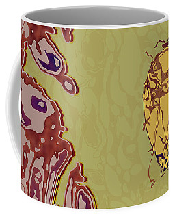 Queen Scarab Coffee Mug