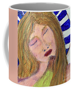 Queen Serene Coffee Mug