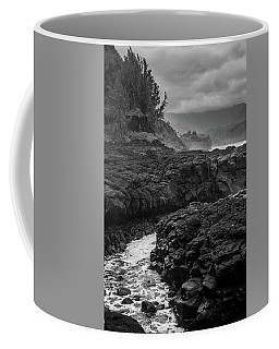 Queens Bath Kauai Coffee Mug