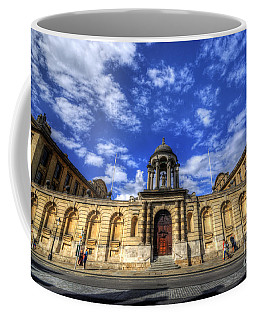 Queens College - Oxford Coffee Mug