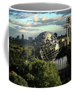 Queens New York City - Unisphere Coffee Mug