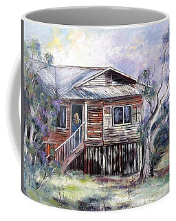 Queenslander Style House, Cloncurry. Coffee Mug