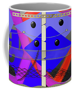 Coffee Mug featuring the photograph Questions Only by Tina M Wenger