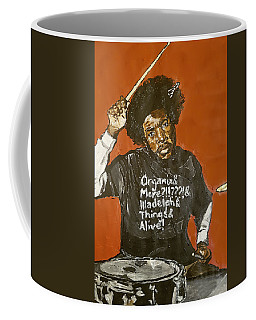 Questlove Coffee Mug