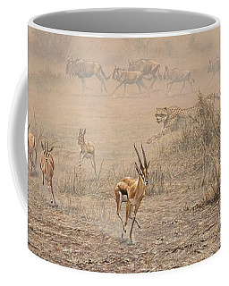Quick Run Coffee Mug