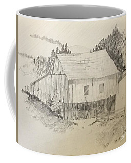Quiet Barn Coffee Mug