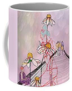 Quiet Breath Coffee Mug