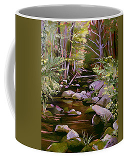 Quiet Brook Coffee Mug