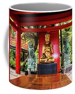 Quiet Contemplation On Wisdom Coffee Mug