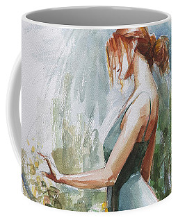 Quiet Contemplation Coffee Mug