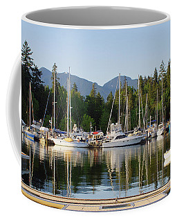 Quiet Cove Coffee Mug