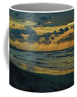 Coffee Mug featuring the photograph Quiet Dawn by Diana Mary Sharpton