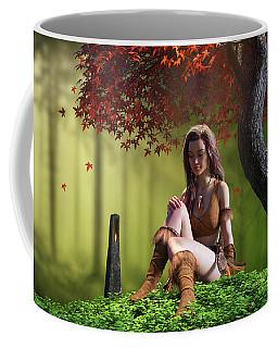 Quiet Coffee Mug