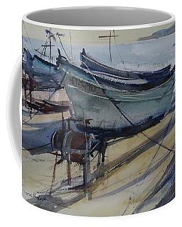 Quiet Evening In Pomorie Coffee Mug