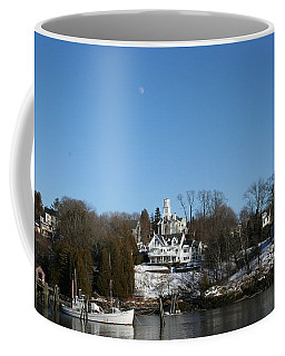 Quiet Harbor Coffee Mug