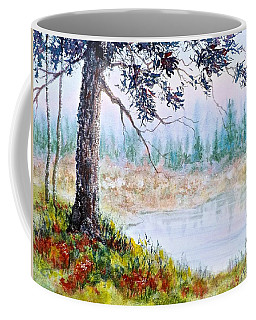 Quiet Inlet Coffee Mug