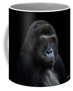 Quiet Moment Coffee Mug by CR  Courson