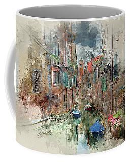 Quiet Morning In Venice Coffee Mug