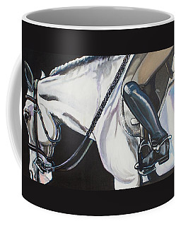 Quiet Ride Coffee Mug by Stephanie Come-Ryker